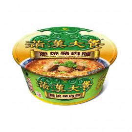 image of 滿漢大餐蔥燒豬肉麵(大碗)193g Man Han Scallion Pork Noodle (Big Bowl) 193g