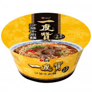 image of 一度贊-沙茶牛肉(碗) 200g Shacha Beef Noodle(Bowl) 200g