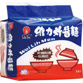 image of 維力炸醬麵(5包入)