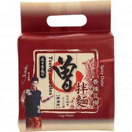image of 曾拌麵-香辣豆撈116g*4