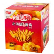 image of 卡迪那95度C 北海道薯條