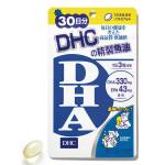 DHC精製魚油(DHA)(30日份)【康是美】