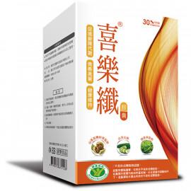 image of 喜樂纖膠囊30顆/盒【康是美】 DEESSE VIVANTE  capsule 30 / box