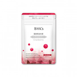 image of BHK's蔓越莓益菌(30顆入)*團購組*3入【康是美】 BHK's Cranberry Probiotics (30pcs)* Group Buying Group*3 into