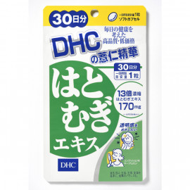 image of DHC薏仁精華30顆【康是美】DHC Coix Seed Extract 30