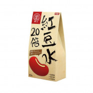 image of 纖Q好手藝20倍紅豆水15入 【康是美】Fiber Q good craft 20 times red bean water 15 into