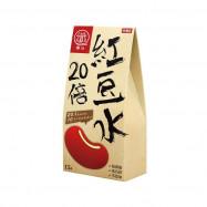 image of 纖Q好手藝20倍紅豆水15入 【康是美】Fiber Q good craft 20 times red bean water 15 into