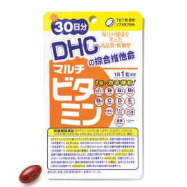 image of DHC綜合維他命(30日份)【康是美】 DHC Integrated Vitamin (30 days)