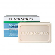 image of BLACKMORES澳佳寶天然維生素E水賦活煥膚皂100g【康 是美】 BLACKMORES Aussie Natural Vitamin E Water Revitalizing Soap 100g