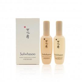 image of 韓國 Sulwhasoo 雪花秀 溫和潔面2件組(潔顏油+潔顏泡沫)
