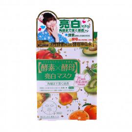 image of SEXYLOOK 雙酵肌能面膜 4片/盒 亮白