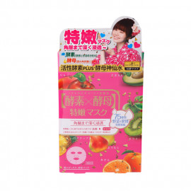 image of SEXYLOOK 雙酵肌能面膜 4片/盒 特嫩