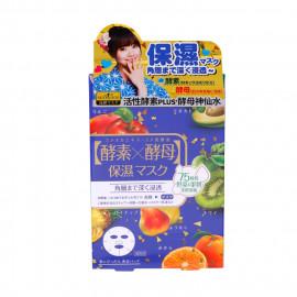 image of SEXYLOOK 雙酵肌能面膜 4片/盒 保濕