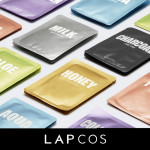 韓國LAPCOS 金屬時尚系列面膜 1 sheet 25ml/30ml/33ml