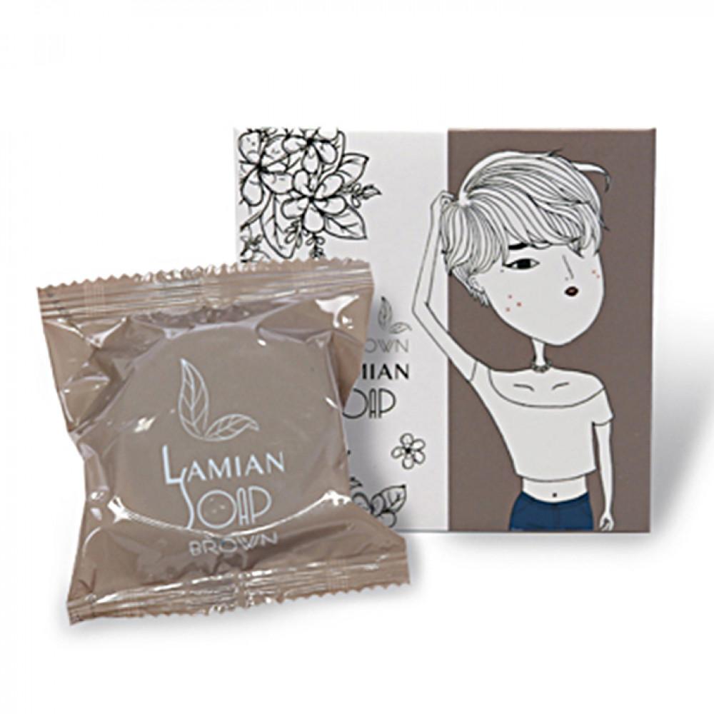 韓國 Lamian 蜘蛛絲皂痘痘王子 65g