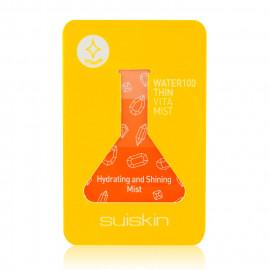 image of 韓國 Suiskin 鎖水100卡片噴霧 17mL #.Vitamin 維他命C嫩白