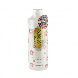image of AZZEEN芝研 女憂水 彈力亮澤濃潤化粧水 350mL