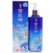 image of KOSE高絲 藥用雪肌精 (Save the Blue海洋版) 500ml