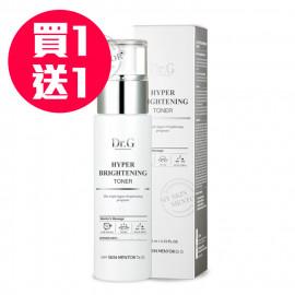 image of 【買一送一】韓國Dr.G α-紅沒藥淨白化妝水 140ml