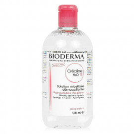 image of BIODERMA 高效潔膚水 500mL 多款可選加強滋潤TS款 BIODERMA Crealine H2O TS 500ml