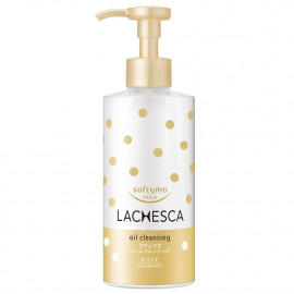 image of 日本 KOSE 高絲 自由淨肌 零毛孔卸粧油 230mL (公司貨) Japan Kose Cosmeport Softymo Lachesca Oil Cleansing 230ml