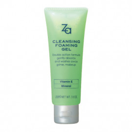 image of ZA 卸妝蜜 100mL ZA Cleansing Foaming Gel 100ml