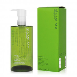 image of 日本 SHU UEMURA 植村秀 植物精萃潔顏油(升級版) 450mL Japan Shu Uemura Anti/Oxi + Skin Pollutant & Dullness Clarifying Cleansing Oil 450ml