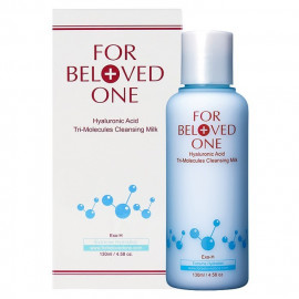 image of For Beloved One 寵愛之名 三分子玻尿酸胺基酸潔膚乳 130mL For Beloved One Hyaluronic Acid Tri-molecules Cleansing Milk 130ml