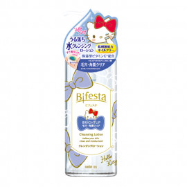 image of 日本 Bifesta 即淨卸妝水 300ml (HelloKitty限量版) 抗暗沉 Japan Bifesta Cleansing Lotion 300ml[HELLO KITTY Edition] BrightUp