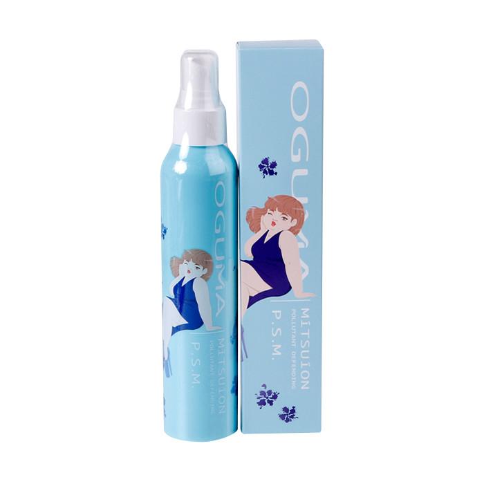 image of OGUMA AquaKey水美媒1.7.3( P.S.M秘之湧水美媒)保濕噴霧160ml OGUMA AquaKey MITSUION Pro Skincare Magnifier 160ml