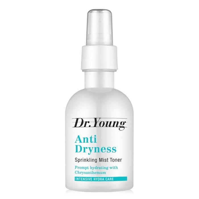 image of 韓國 Dr.Young 黛兒漾 水沁瀅保濕柔膚噴霧 130mL    Korea Dr.Young Anti Dryness Sprinkling Mist Toner 130ml