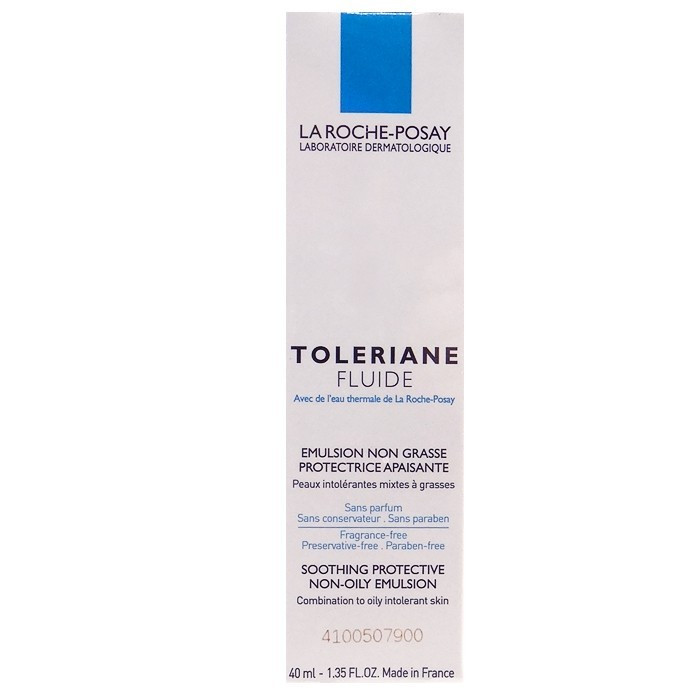 image of LA ROCHEPOSAY 理膚寶水 多容安濕潤乳液 40mL  LA ROCHEPOSAY Toleriane Fluide Soothing Protective Non-Oily Emulsion 40ml