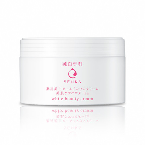 image of 純白專科 美肌多效乳霜   Senka White Beauty Cream