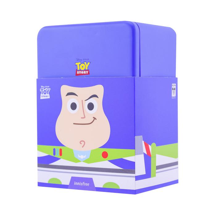 韓國innisfree xToystory 玩具總動員濟州寒蘭複合滋養霜(巴斯光年鐵盒組) 50ml   Korea Innisfree xToystory Jeju orchid enriched cream box (Buzz) 50ml