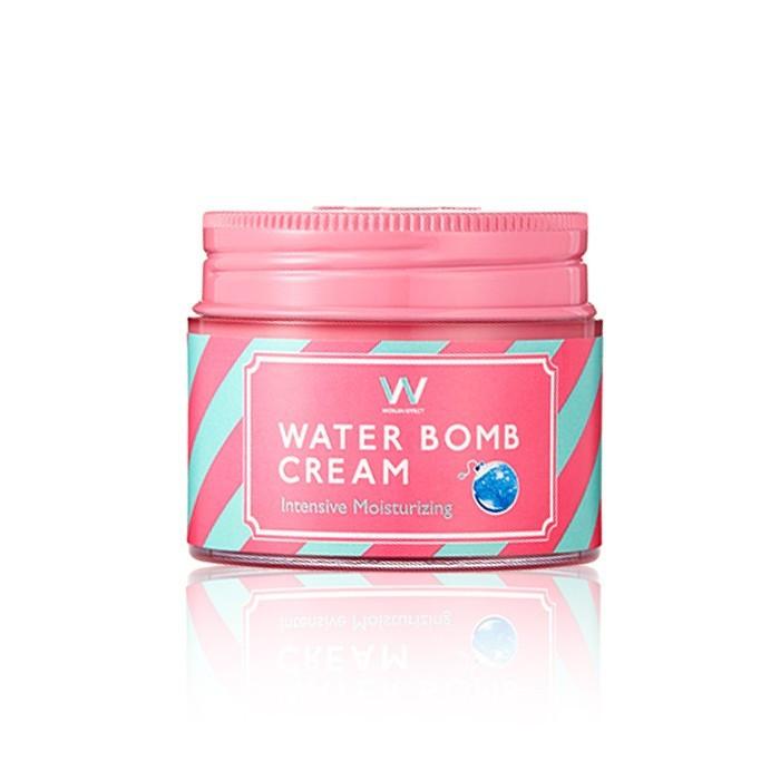 image of 韓國Wonjin Effect 超強保濕爆水炸彈霜 50ml   Korea Wonjin Effect Water Bomb Cream Intensive Moisturizing 50ml