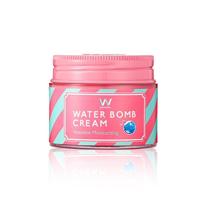 image of 韓國Wonjin Effect 超強保濕爆水炸彈霜 50ml   Korea Wonjin Effect Water Bomb Cream Intensive Moisturizing 50ml