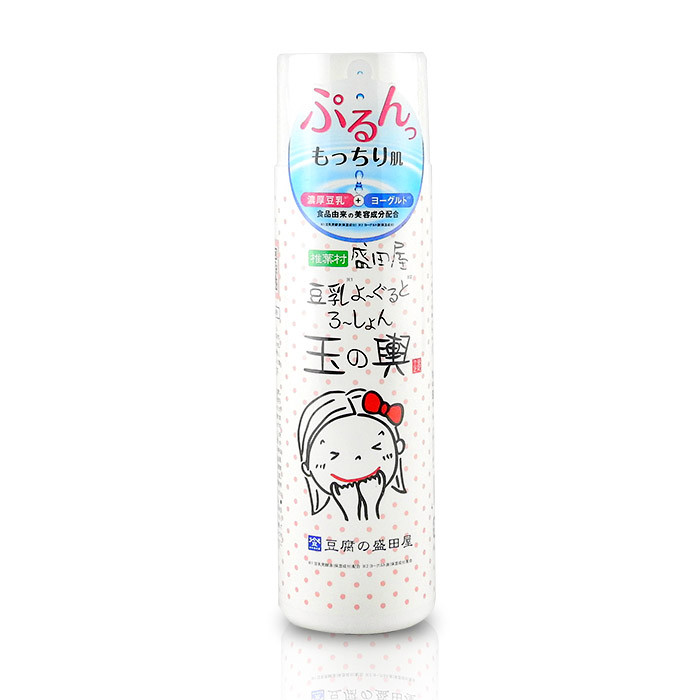 image of 日本 豆腐盛田屋 豆乳優格乳液 120mL    Japan TOFU MORITAYA Tofu Yogurt Lotion 120ml