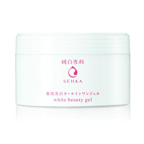 image of 純白專科 美肌多效凝露100g  Senka White Beauty Gel 100g