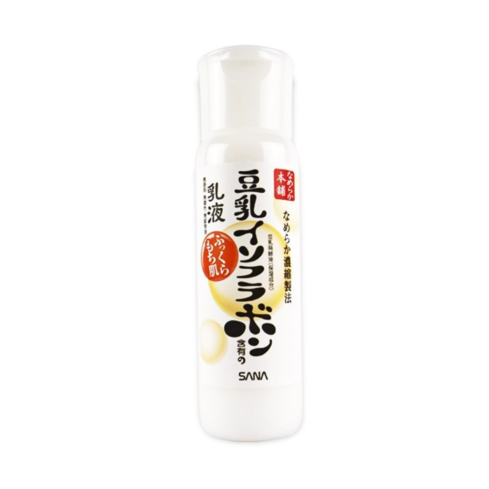 image of 日本 SANA 莎娜 豆乳美肌乳液 150mL   Japan SANA soy milk moisturizer 150mL