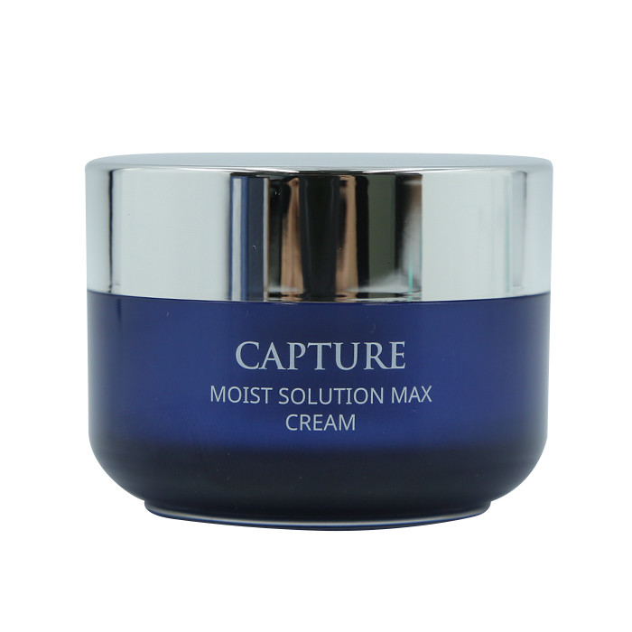 image of 韓國 AHC 駐顏保濕面霜 50ml 補水彈力(藍)   Korea AHC CAPTURE Moist Solution Max Cream 50ml