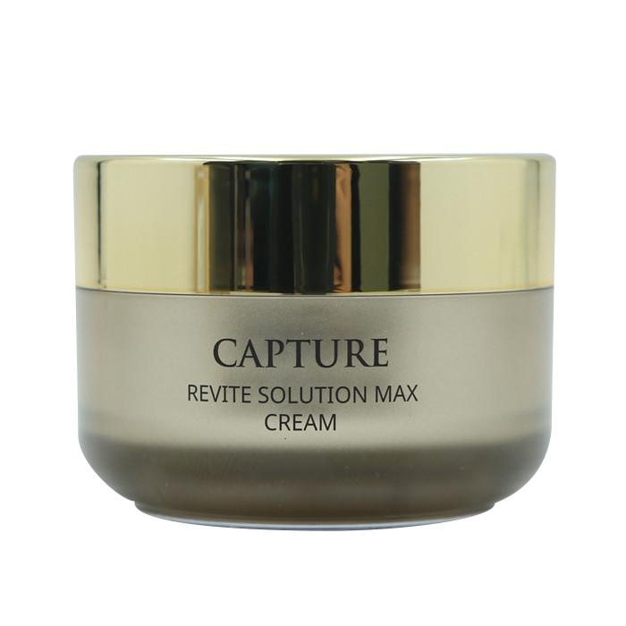 image of 韓國 AHC 駐顏保濕面霜 50ml 緊緻抗皺(金)  Korea AHC CAPTURE Revite Solution Max Cream 50ml