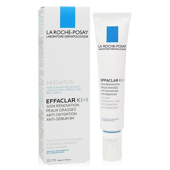 image of LA ROCHEPOSAY 理膚寶水 淨透煥膚精華 30mL  LA ROCHE-POSAY EFFACLAR K(+) ANTI-SEBUM 8HR 30mL