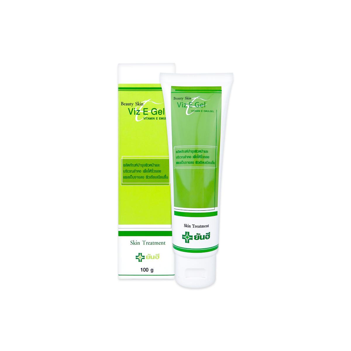 image of 泰國 Yanhee 維他命E凝膠 100g    Thailand Yanhee Beauty Skin Viz E Gel 100g