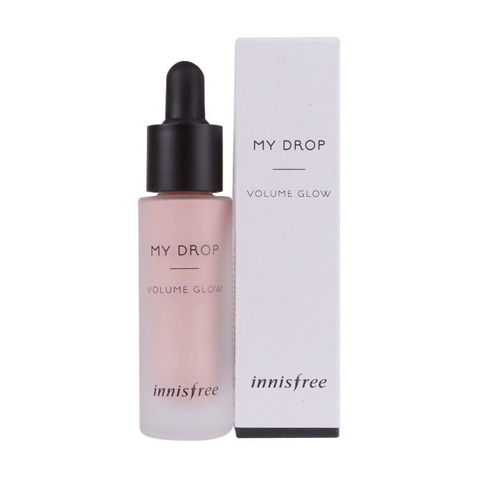 image of 韓國 innisfree 我的專屬調和液 提亮(安瓶)14ml      Korea Innisfree My Drop Volume Glow 14ml