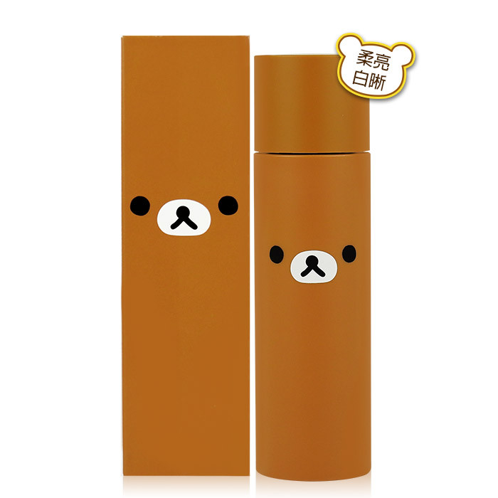image of 韓國 Apieu╳Rilakkuma 拉拉熊精華液 130mL #.01 柔亮白晰          Korea Apieu╳Rilakkuma Essential Source Micro Essence Pure Bright  130ml