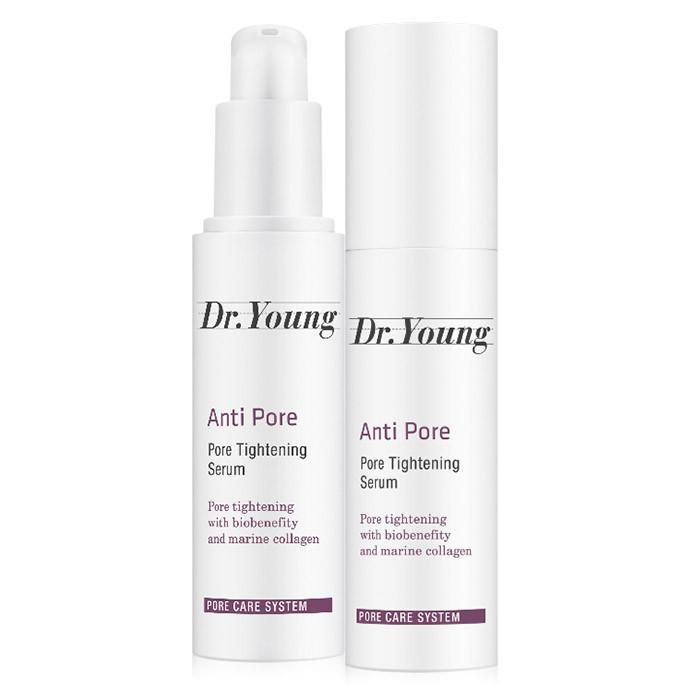 韓國 Dr.Young 黛兒漾 毛孔淨緻彈力精華 40mL       Korea Dr.Young Anti Pore (Pore Tightening Serum) 40mL