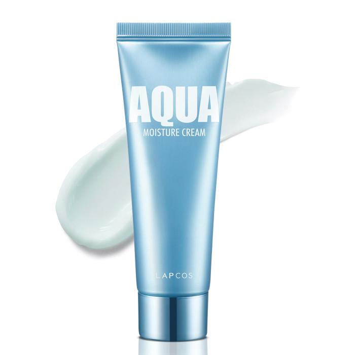 image of 韓國 LAPCOS 海洋保濕水凝霜 80ml         Korea LAPCOS Aqua Moisture Cream 80ml