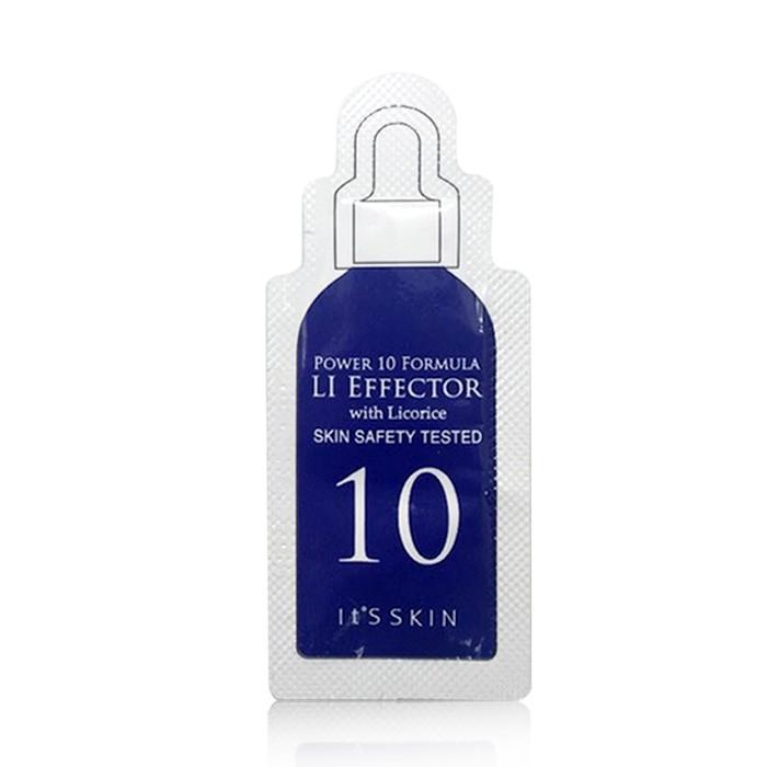 image of 韓國 Its skin 能量10精華液 1ml LI(淨白淡斑.祛痘印)         Korea Its skin Power 10 Formula LI Effector 1ml