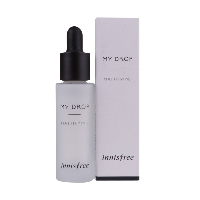 image of 韓國 innisfree 我的專屬調和液 持妝(粉底)14ml       Korea Innisfree My Drop Mattifying 14ml