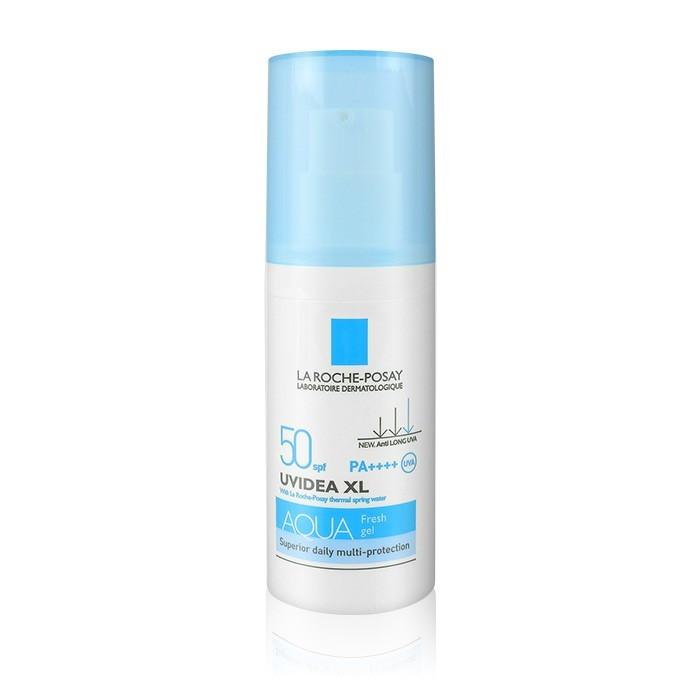 image of 法國 LA ROCHEPOSAY 理膚寶水 全護水感清透防曬露 SPF50 PA++++ 30mL     France La Roche-posay Uvidea XL Aqua Fresh GEL Moisturizing Sunscreen SPF50 PA++++ 30mL